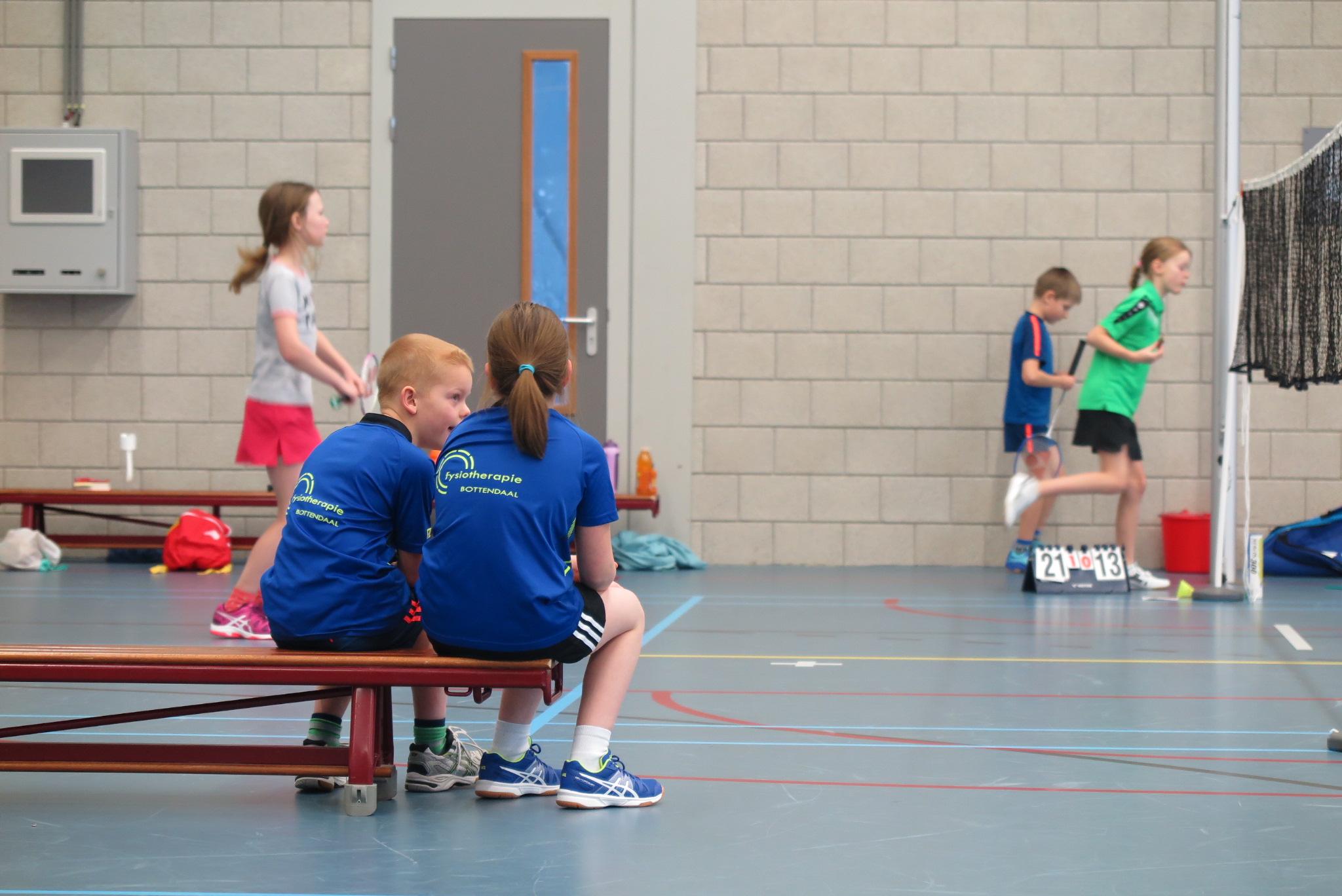 Competitie Archieven - Pagina 2 van 3 - Badmintonclub Mariken Badminton Nederland Competitie